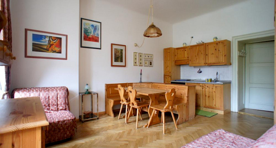 Nice 1½-roomed apartment, garage included Bild