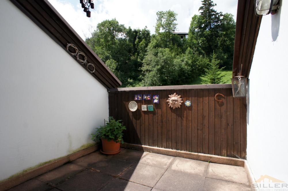 Fabelhaft homey attic-apartment with garage - Immobilien Siller @AK_47