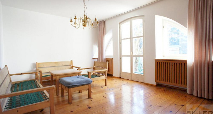3-roomed apartment, completely furnished Bild