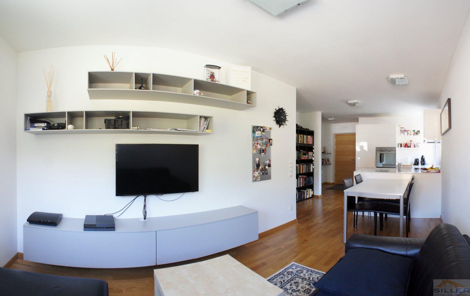 neue 2-Z-W mit Balkon im Klimahaus A - Immobilien Siller