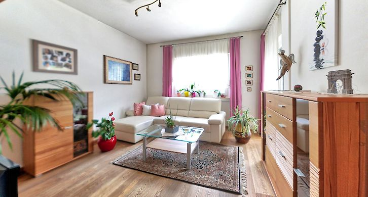 centrally positioned 3-roomed apartment Bild