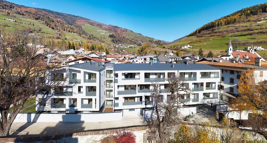 4 room apartment in the centre of Sterzing Bild